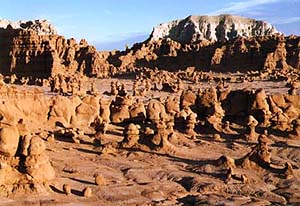 Goblin Valley hike