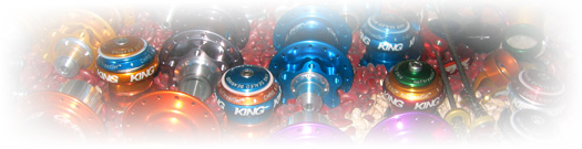 Chris King hubs and headsets in stock