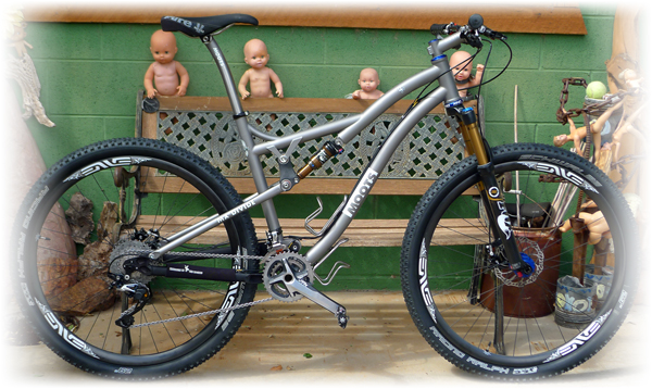 Moots MX Divide Dreamride Ultimate