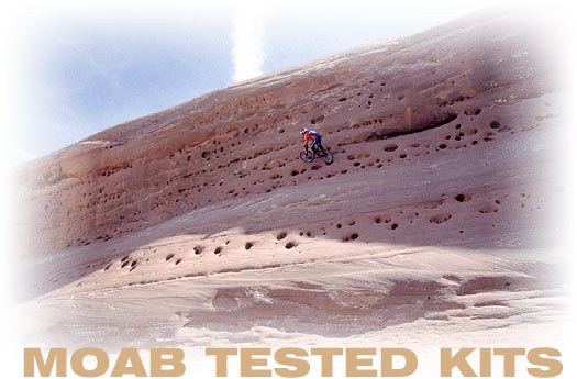 Moab Tested Kits