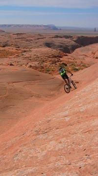 Navajo Mountain Bike Tours Dreamride