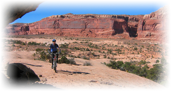 Guided Moab Day Ride Series