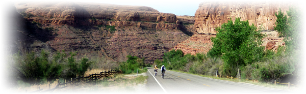 Moab Guided Road Rides
