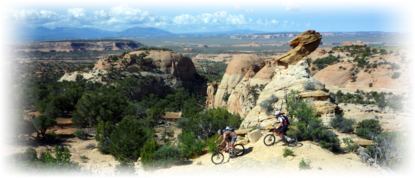 Moab Mountain Bike Vacations
