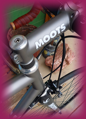 Dreamride Classic Moots Vamoots Bicycle