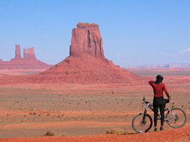Monument Valley day ride