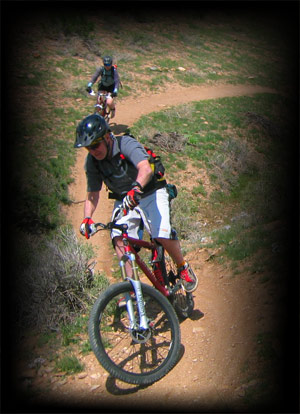 Fruita Kessel Run singletrack