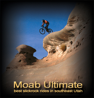 Moab 5 day ultimate slickrock mountain bike vacation
