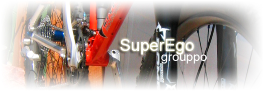 SuperEgo mountain bike parts group