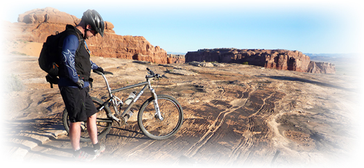 Moots Bike and Moab Vacation Package