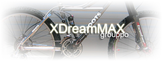 XDreamMax  Superlite Cross Country parts group
