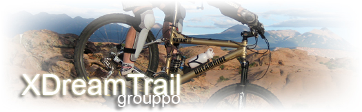 XDream Trail mountain bike parts group